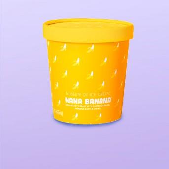 Museum of Ice Cream Nana Banana - 16oz