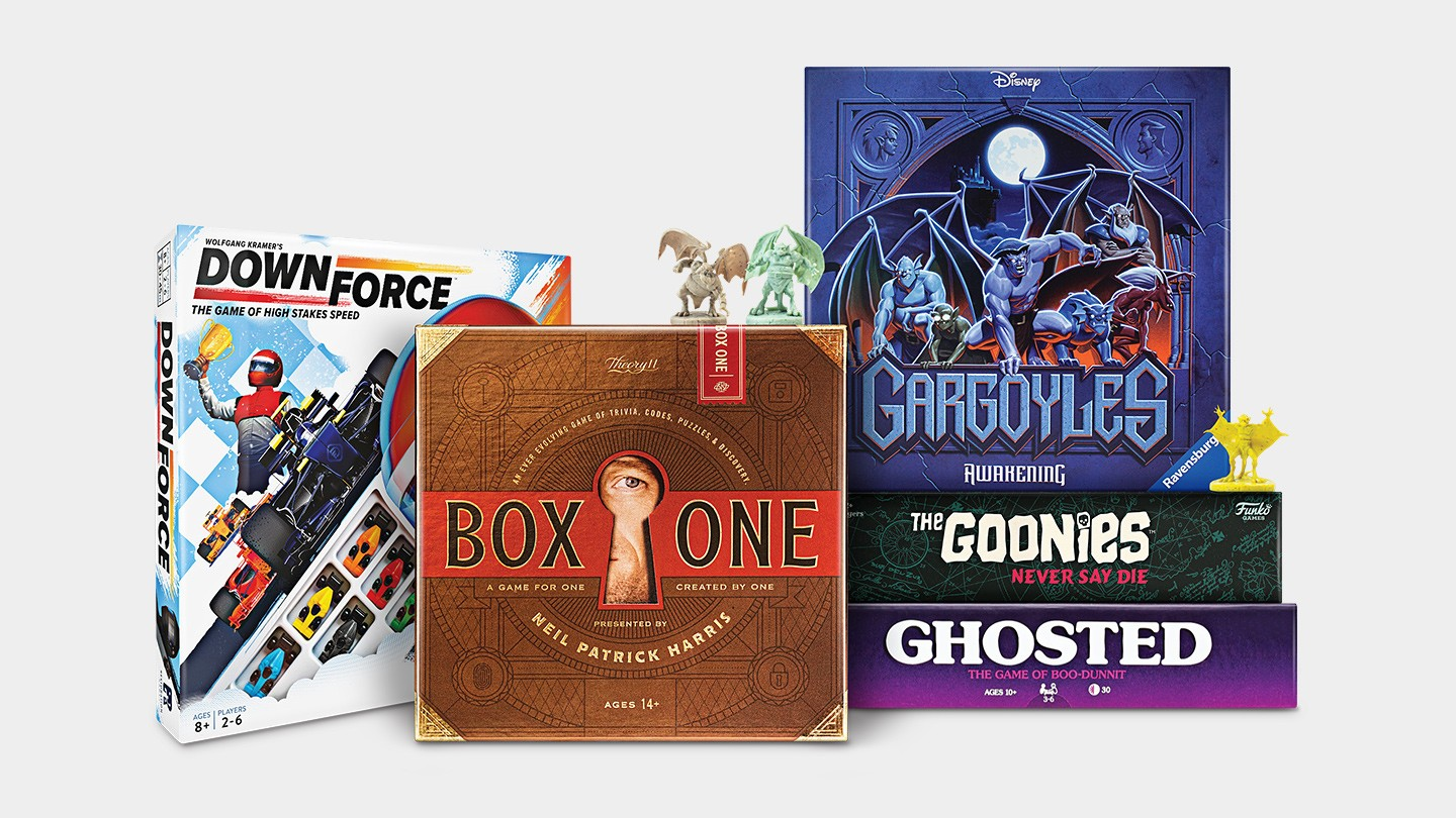 20% off Strategy board games.*