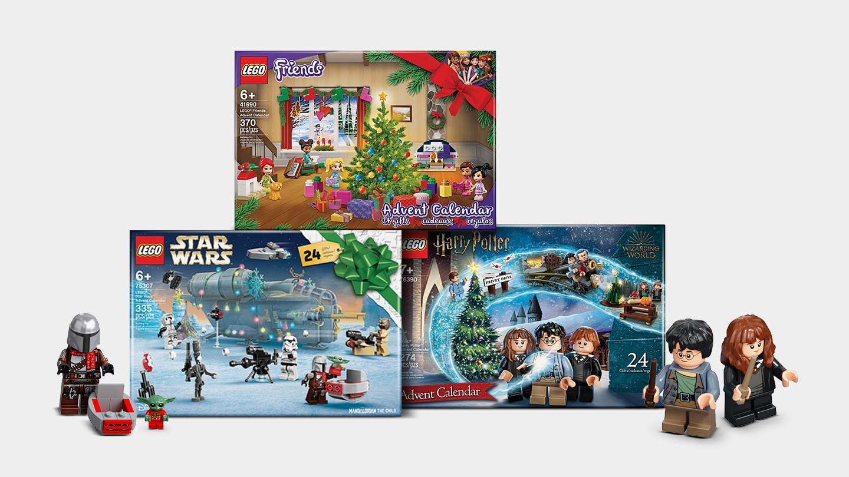 20% off LEGO advent calendars.*