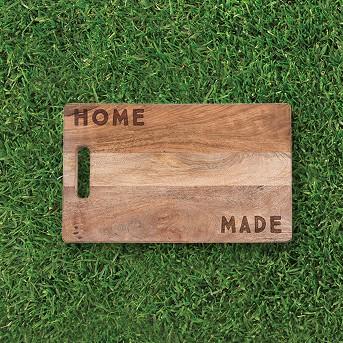 Cutting Board - Home Made - Wood - 3R Studios