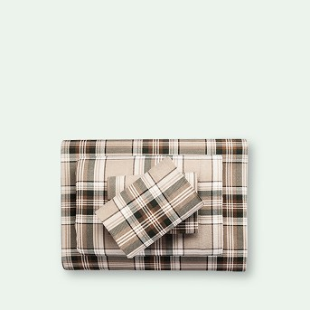 Flannel Sheet Set - Eddie Bauer