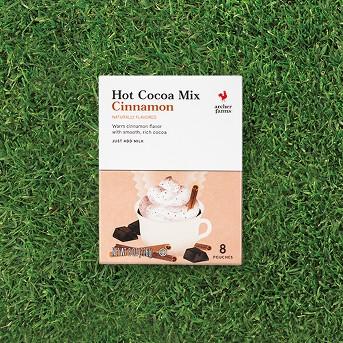 Cinnamon Hot Chocolate - 8ct - Archer Farms™