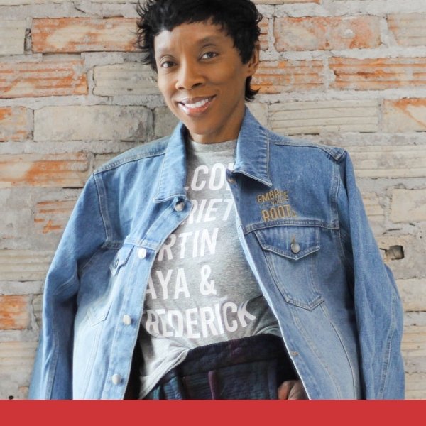 Celebrate Black History with Terri, Target Director & music lover.