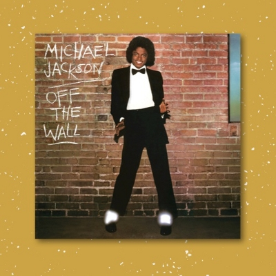 Michael Jackson - Off The Wall (Vinyl)