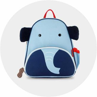 5ac37b5046d7 Shop by school age. Toddler   Preschool Backpacks