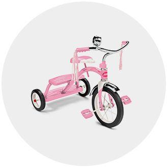 2ce16b70bc4 Balance Bikes · Toddler Trikes