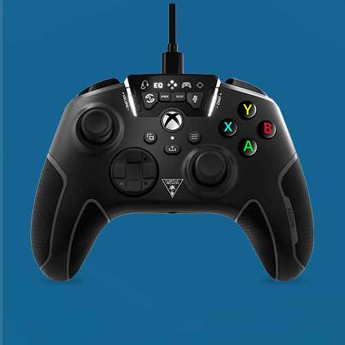 Turtle Beach Recon Wired Gaming Controller for Xbox Series X|S/Xbox One - Black