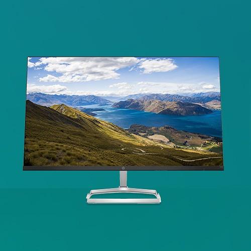 "HP 27"" Full HD IPS Computer Monitor, AMD FreeSync, (2 x HDMI, VGA) - M27fe"