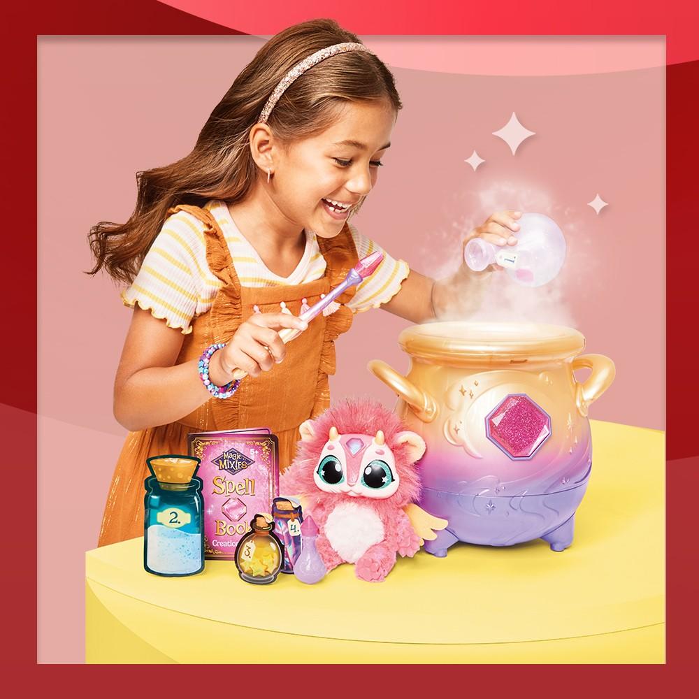 Magic Mixies Magic Cauldron - Pink