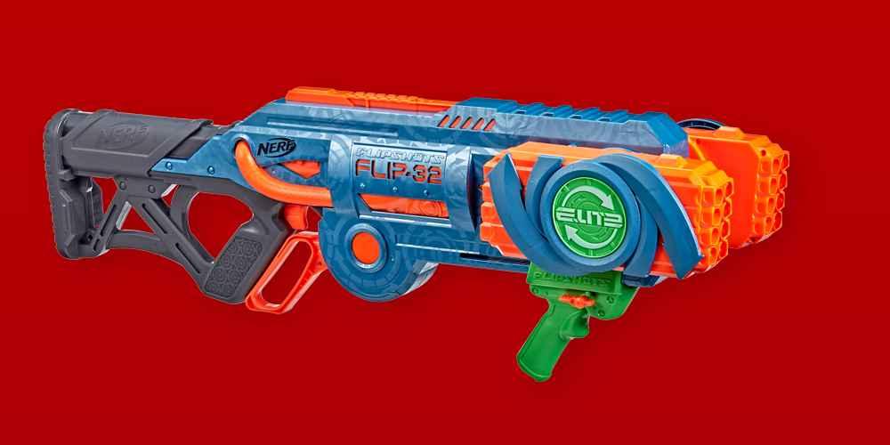 NERF Elite 2.0 Flip 32