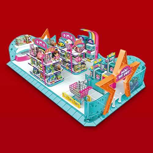 5 Surprise Toy Mini Brands - Series 1 Mini Toy Store