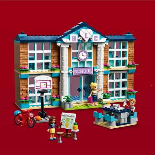 LEGO Friends Heartlake City School 41682 Building Kit