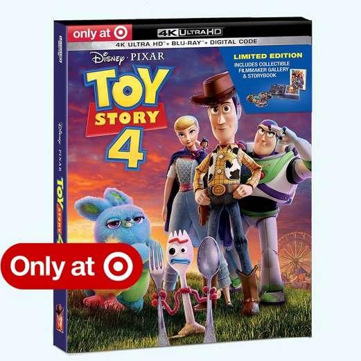 A Disney Christmas Gift Dvd.Blu Ray Dvd Movies