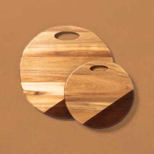Circle Serve Board Small - Hearth & Hand™ with Magnolia, Circle Serve Board Large - Hearth & Hand™ with Magnolia