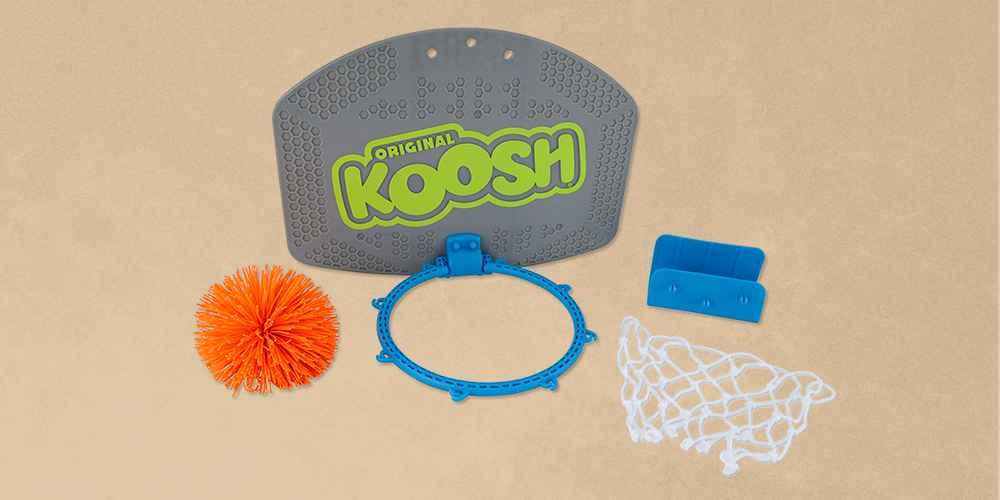 Koosh Basketball