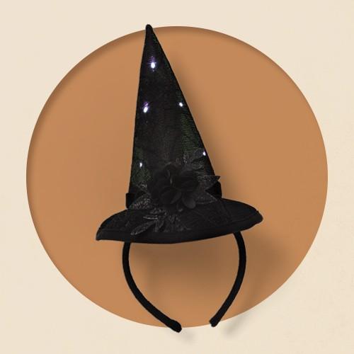Witch Headband Halloween Costume Headwear - Hyde & EEK! Boutique™