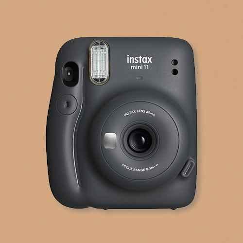 Fujifilm Instax Mini 11 Camera - Charcoal Gray