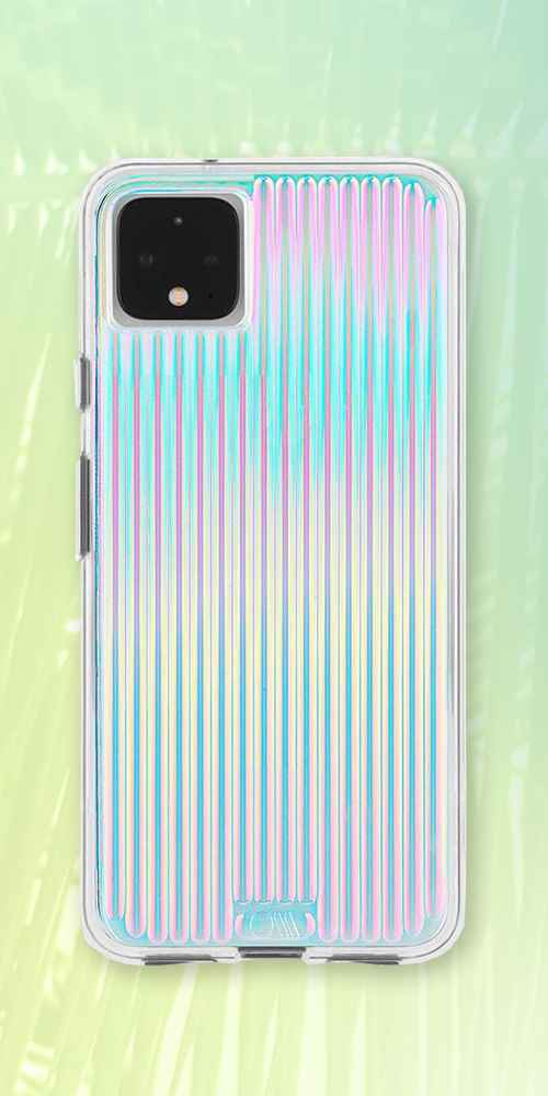 Case-Mate Pixel 4 XL Tough Groove Iridescent Case
