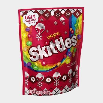 Skittles Christmas Ugly Sweater Original - 7.2oz