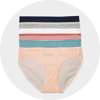 6f20e748685b Women's Panties & Underwear : Target