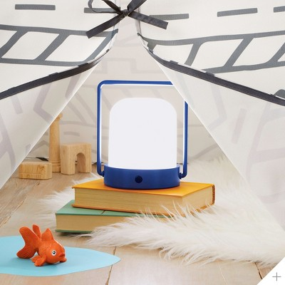 Portable Lantern - Pillowfort™, Teepee - Pillowfort™, Mongolian Faux Fur Throw Blanket - Project 62™