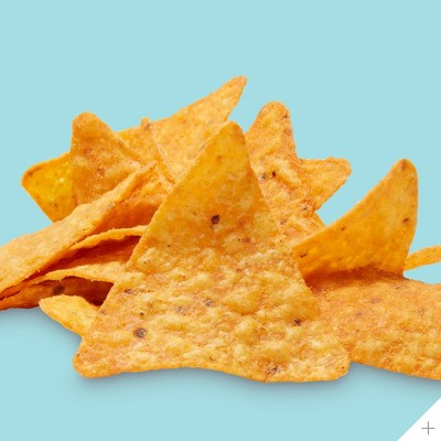 Ruffles Queso Flavored Chips - 8.5oz, Sun Chips Veggie Harvest Tomato-Basil And Cheese Whole Grain Chips - 7oz, Sea Salt Veggie Straws - 7oz - Simply Balanced™, Sun Chips 100% Whole Grain Sweet Potato - 7oz, Late July Bacon Habanero Clasico Tortilla Chips - 2.25oz, Goya Maduros Unsalted Sweet Plantain Chips - 5oz, Hawaiian Crispy & Crunchy Sweet Maui Onion Kettle Style Potato Chips - 7.5oz, Dang Coconut Crunch Sticky-Rice Chips - 3.5oz, Hippeas Bohemian Barbeque - 4oz, Rhythm Superfoods Sea Salt Beet Chips - 1.4oz