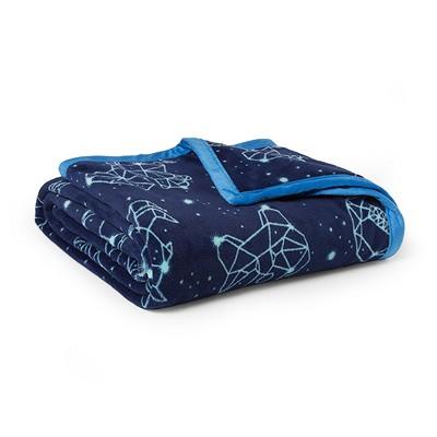 Constellations Plush Blanket (Twin) - Pillowfort™