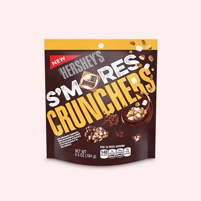 Hershey's S'mores Crunchers - 6.5oz