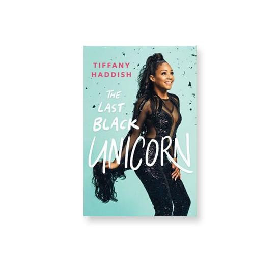 The Last Black Unicorn (Hardcover) (Tiffany Haddish)