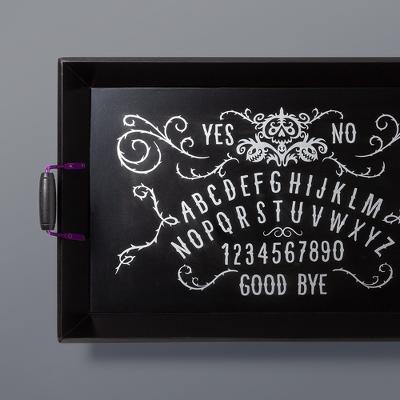 Halloween Letters Wood Serving Tray - Hyde & EEK! Boutique™