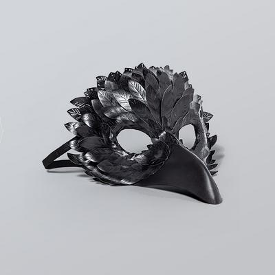 Adult Crow Masquerade Halloween Costume Mask - Hyde & EEK! Boutique™