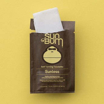 Sun Bum® Sunless Self Tanning Towelette - 5pk