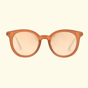Round Sunglasses - A New Day™ Orange