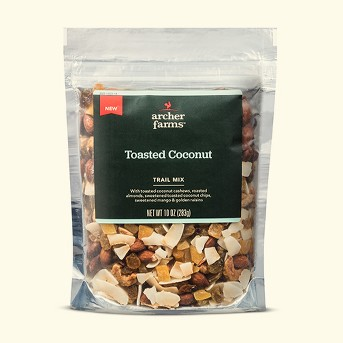 Toasted Coconut Trail Mix 10oz - Archer Farms™