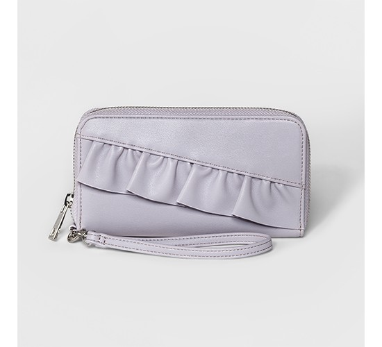 Women's Ruffle Wallet - Mossimo Supply Co.™