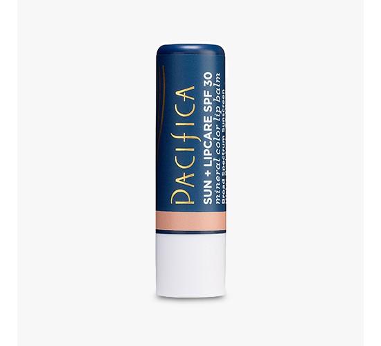 Pacifica SPF 30 Mineral Color Lip Balm - Nude .15oz