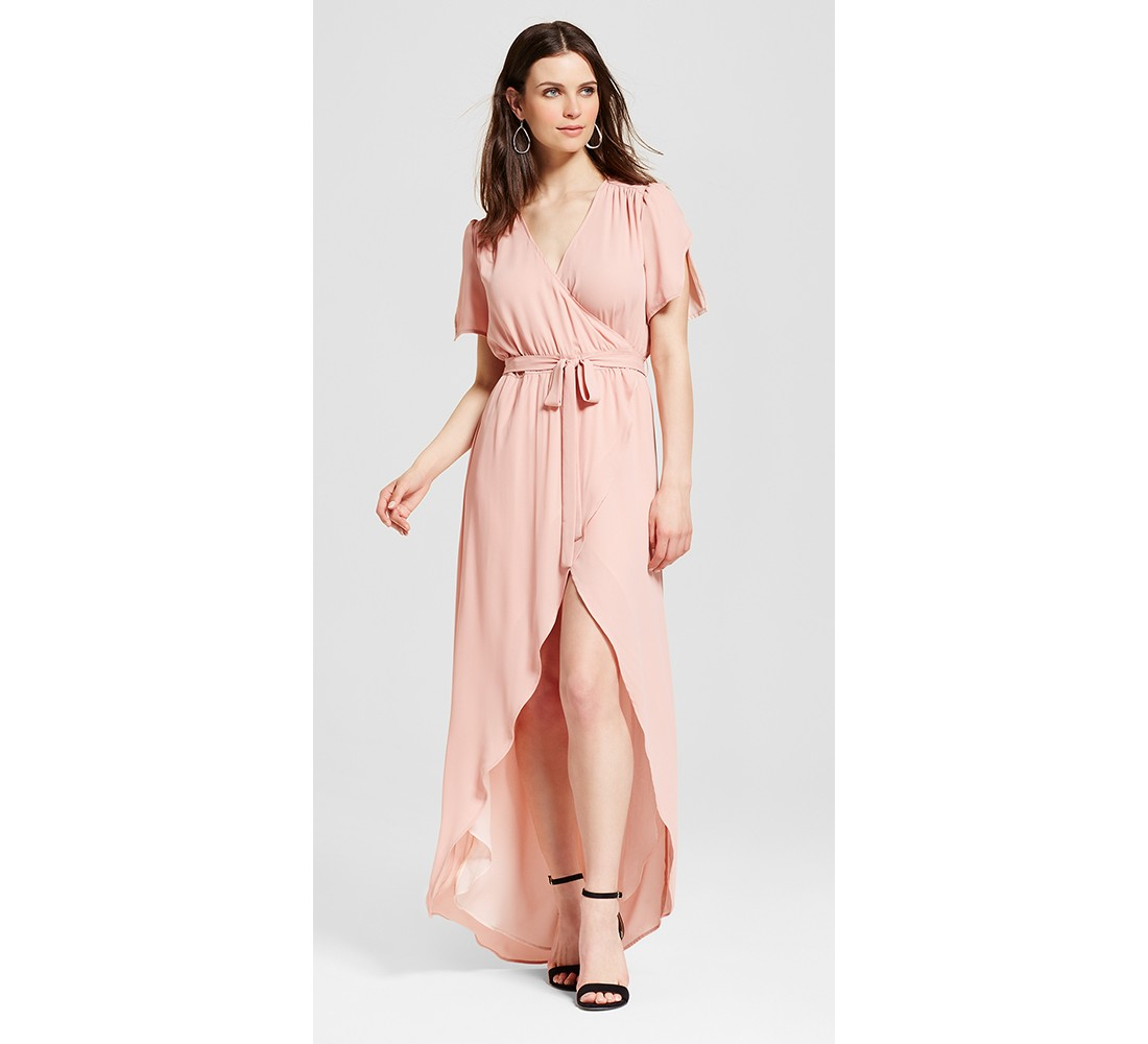 Women's Wrap Maxi Dress - S&P by Standards and Practices
