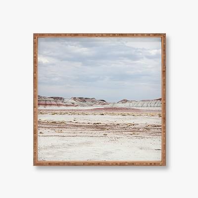 Catherine McDonald Painted Desert Tray - Deny Designs