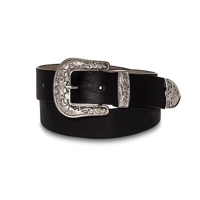 Women's Western Belt - Mossimo Supply Co.™ Black