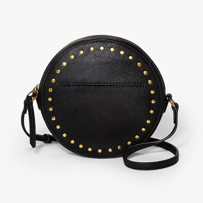 Circle Crossbody Bag With Studs - Universal Thread™