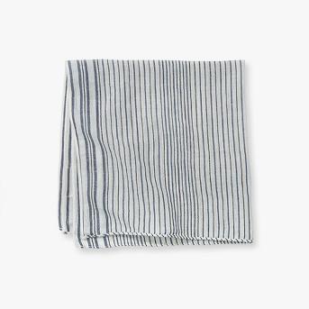 Women's Striped Bandana - Universal Thread™ Navy