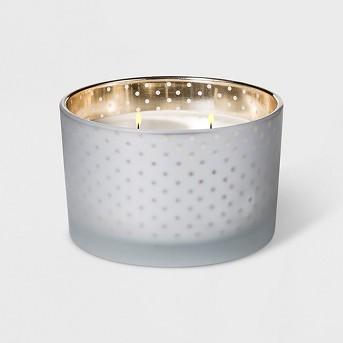 14.5oz 3-wick Large Round Candle Powder Day - Opalhouse™