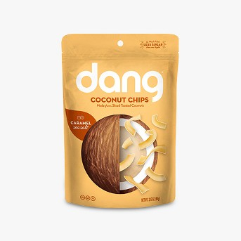 Dang Toasted Caramel Coconut Chips - 3.17oz
