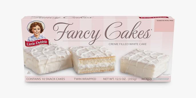 Little Debbie Fancy Cakes - 10ct/12.5oz