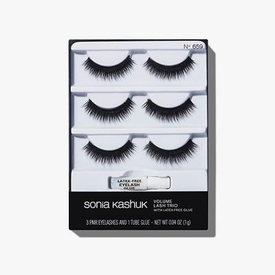 Sonia Kashuk™ Volume False Eyelashes Trio - 3 Pair