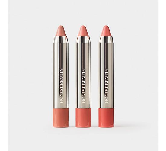 Honest Beauty Truly Kissable Lip Crayon - .105oz
