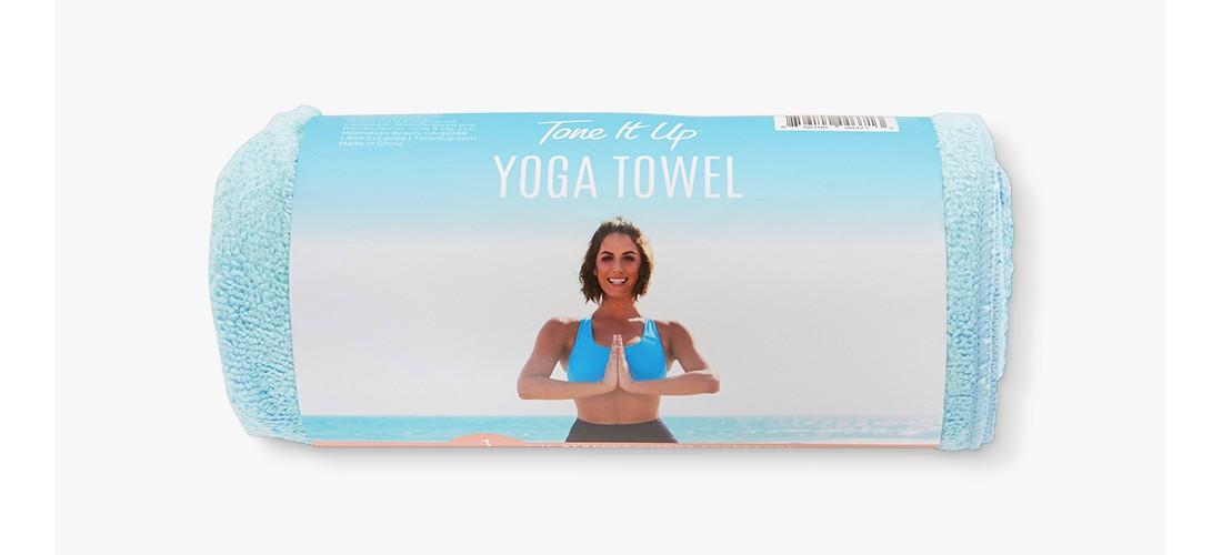 Tone It Up Ombre Yoga Mat Towel
