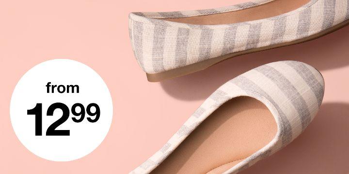 Target Shoes Flats Sale