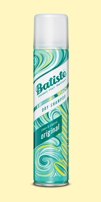 Batiste Clean & Classic Original Dry Shampoo - 6.73 fl oz