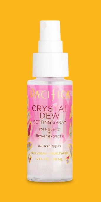 Pacifica Rose Crystals Setting Spray - 2 fl oz